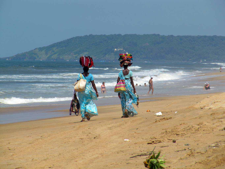 Индия пляж кандолим фото
